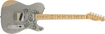 Fender Brad Paisley Road Worn Telecaster Electric Guitar