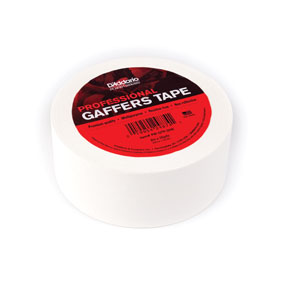 "D'Addario Gaffers Tape 2"" White"