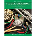 Baritone T.C. Standard of Excellence Book 3