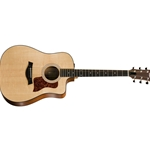 Taylor 110ce Cutaway Dreadnought Acoustic/Electric Guitar