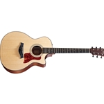 Taylor 314ce Grand Auditorium Cutaway Acoustic/Electric Guitar