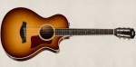 Taylor 512ce-12 Fret Limited Edition Grand Concert Cutaway Acoustic Electric Guitar