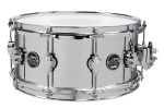 "Drum Workshop Performance 6.5X14"" Steel Snare Drum (DRPM6514SSCS)"