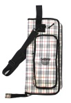 Sabian QS1 Quick Stick Plaid Bag