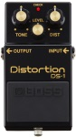Boss DS-1 40th Anniversary Distortion Effects Pedal