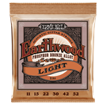 Ernie Ball Earthwood Light Phosphor Bronze Acoustic Guitar String Set