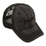 Fender Blackout Trucker Cap