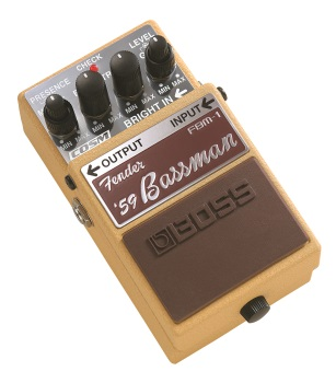 Boss FBM-1 Fender '59 Bassman Effects Pedal