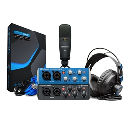 Presonus Audio Box 96 Studio Complete Recording Kit