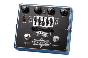 Mesa/Boogie Flux Five Overdrive Effects Pedal
