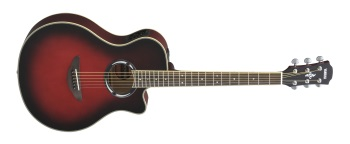 Yamaha APX500III Thin-line Acoustic/Electric Guitar