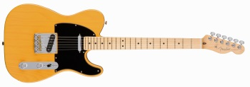 Fender American Professional Telecaster; Maple Neck Electric Guitar