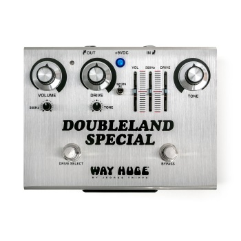 Way Huge WHE212 Doubleland Special Overdrive Electric Guitar Effects Pedal
