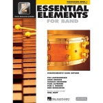 Essential Elements for Percussion Book 1; 00862582