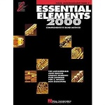 Essential Elements 2000 for Piano Accompaniment Book 2; 00862605
