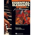 Piano Accompaniment Essential Elements 2000 For Strings Book 1