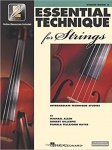 Violin Essential Technique For Strings Book 3