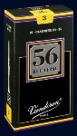 Vandoren 56 Rue Lepic Bb Clarinet Reeds; 10 Box