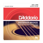 D'Addario EJ17 Phosphor Bronze Medium Acoustic Guitar String Set