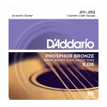 D'Addario EJ26 Phosphor Bronze Custom Light Acoustic Guitar String Set