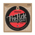 D'Addario EJ45-3D 3-Pack Pro-Arte Normal Tension Classical Guitar Strings