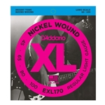 D'Addario EXL170 XL 4-String Bass Long Scale Regular Light String Set