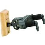 Hercules Auto Grip System (AGS) Guitar Hanger, Wood Base, Short Arm; GSP38WB
