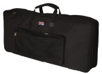 Gator Slim 88 Note Keyboard Gig Bag; GKB-88 SLIM