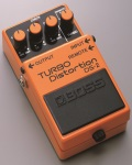 Boss DS-2 Turbo Distortion Electric Guitar Effects Pedal