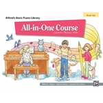 Alfred All-In-One Course for Children Book 1; 00-5740
