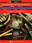 Alto Saxophone Standard of Excellence Enhanced Version Book 1