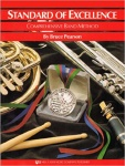 Baritone T.C. Standard of Excellence Book 1