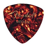 Fender 346 Shape Medium Classic Celluloid Pick -12 Pack-