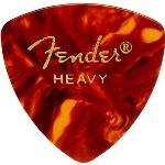 Fender 346 Shape Heavy Classic Celluloid Pick -12 Pack-