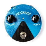 Dunlop FFM-1 Silicon Fuzz Face Mini Effects Pedal