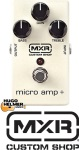 MXR M233 Micro Amp + Effects Pedal