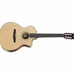 Taylor 214ceN Nylon String Cutaway Acoustic/Electric Guitar