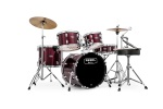 Rebel by Mapex RB5844FTC 5-piece Complete Drum Set