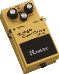 Boss SD-1W Waza Craft Super OverDrive Guitar Effects Processor