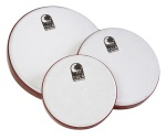 Toca TFD-3PK Set of 3 Freestyle Frame Drums