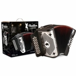 Hohner 3100 Panther Diatonic Button Accordion