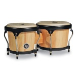 Latin Percussion LPA601 Wood Bongos