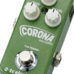 TC Electronic Corona Mini Chorus Effects Processor