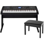 Yamaha DGX-660 Portable Grand Piano