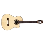 Cordoba 12 Natural Fusion Series Nylon String Acoustic/Electric Guitar