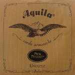 Aquila 42U Banjo Uke High G New Nylgut Ukulele String Set
