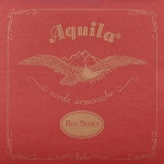 Aquila 87U Tenor High G Red Series Ukulele String Set