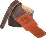 "Boss BSL-30 3"" Premium Leather Instrument Strap"