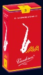 Vandoren Alto Saxophone Java Red Reed; 10 Box