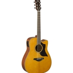 Yamaha A-1 Series Acoustic/Electric Guitar; A1M